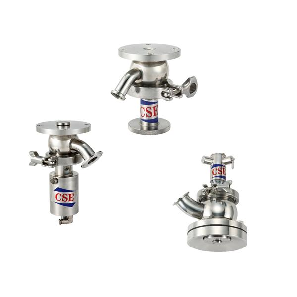 Stainless Pipe Fitting Valves - Tank Valve
