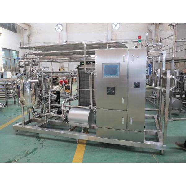 Plate UHT Pasteurizer